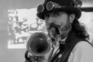 Steve Jones Steampunk DJ
